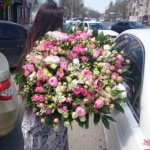 доставка цветов, свадьба,цветы в Махачкале
