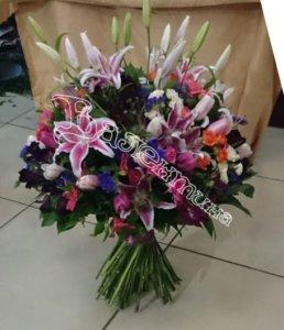 купить цветы, букет невесты, подарить букет, цветы в махачкале