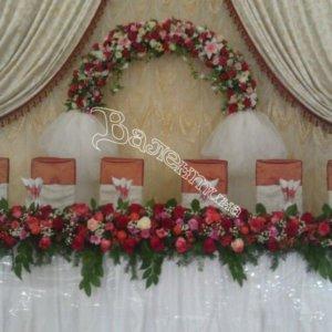 цветочный дизайн, оформление помещений, банкетные залы