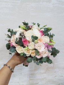 цветы в подарок, свадебный букет, букеты