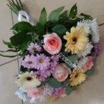 букет девушке, доставка цветов, цветы в подарок