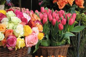 плетёные корзины, плетение корзины, корзины под цветы