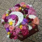 цветочный дизайн,оформление корзин,экибана
