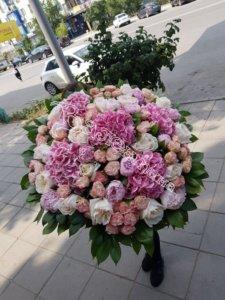 купить букет, свадебный букет, цветы, букет девушке