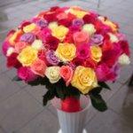 цветочный дизайн,экибана, цветочные корзины