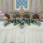 оформление залов, банкетные залы, цветочный дизайн