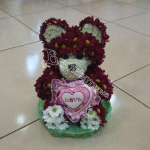 оригинальные игрушки,цветочный дизайн,цветы