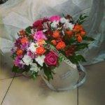 цветы, подарить цветы, букет невесты, букет девушке