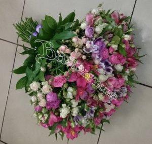 доставка цветов, цветы, букет невесты, букет девушке