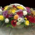 экибана,корзины под цветы, цветочные корзины