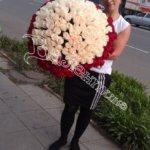 купить букет, букет девушке, доставка цветов, цветы