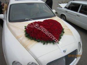 оформлдение свадебного кортежа, оформление свадебных машин, свадьба, оформление машин