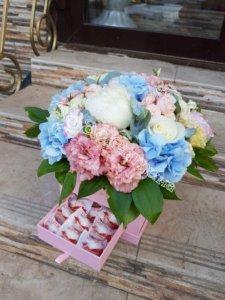 подарить цветы, свадебный букет, букет девушке, цветы в подарок