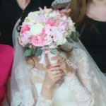 цветы, свадебный букет, букет невесты,
