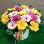букет девушке, подарить цветы, доставка цветов, цветы в подарок