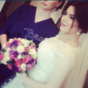 свадьба,букет невесты,цветы в Махачкале