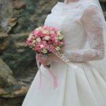 цветы, свадьба, букет невесты,