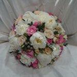 букет невесты, свадьба, доставка цветов