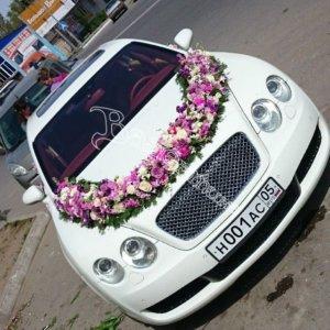 машины на свадьбу, оформление машин, цветочный дизайн, оформление машин цветам