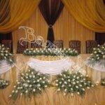 банкетные залы, оформление банкетных залов, дизайн, цветочный дизайн