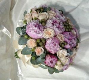 свадебный букет, букет невесты,цветы