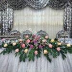цветочный дизайн, оформление помещений, оформление залов, банкетные залы, оформление банкетных залов