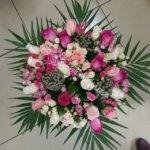 экибана цветочные корзины, цветочный дизайн