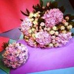 букет девушке, подарить цветы, букеты