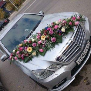 оформление машин цветам, оформлдение свадебного кортежа, оформление свадебных машин, свадьба, машины на свадьбу