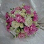 свадебный букет, букет невесты, цветы