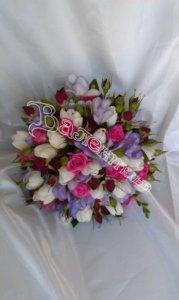 свадьба,свадебный букет, букет невесты