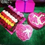 цветочный дизайн,корзины,оформление корзин