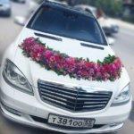 машины на свадьбу, оформление машин, цветочный дизайн, оформление свадебного кортежа
