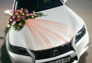 машины на свадьбу, оформление машин, цветочный дизайн