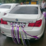 оформление свадебного кортежа, машины на свадьбу