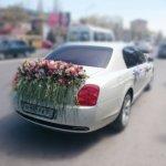 оформление свадебного кортежа, оформление свадебных машин